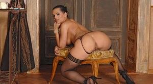 Mallu aunty hot nude image