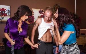 Wrestling diva femdom caption