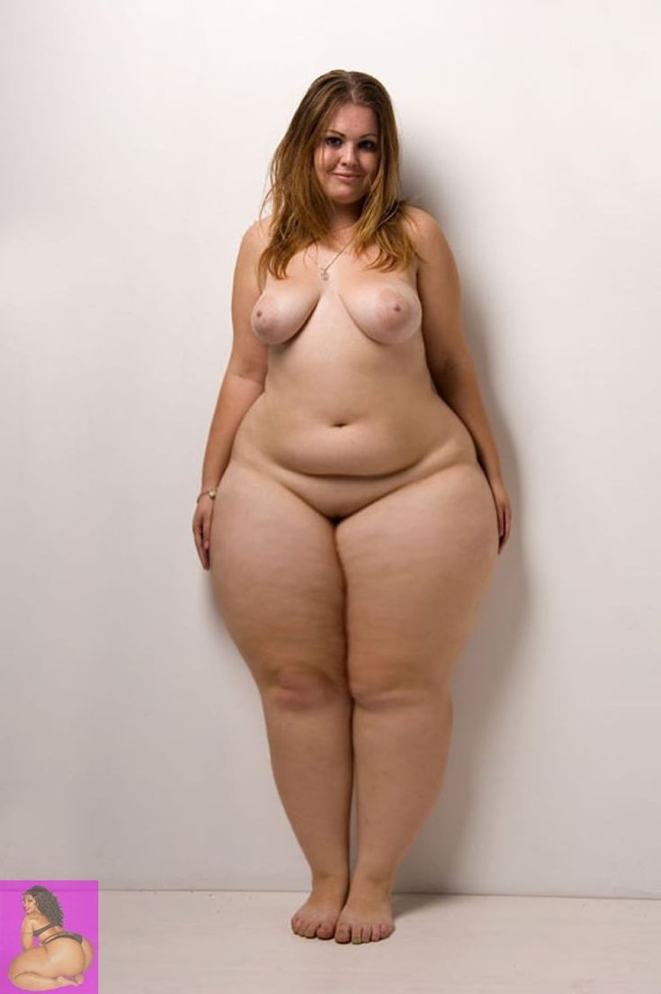 Perfect naked bbw women