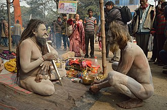 Of naked men groups indian