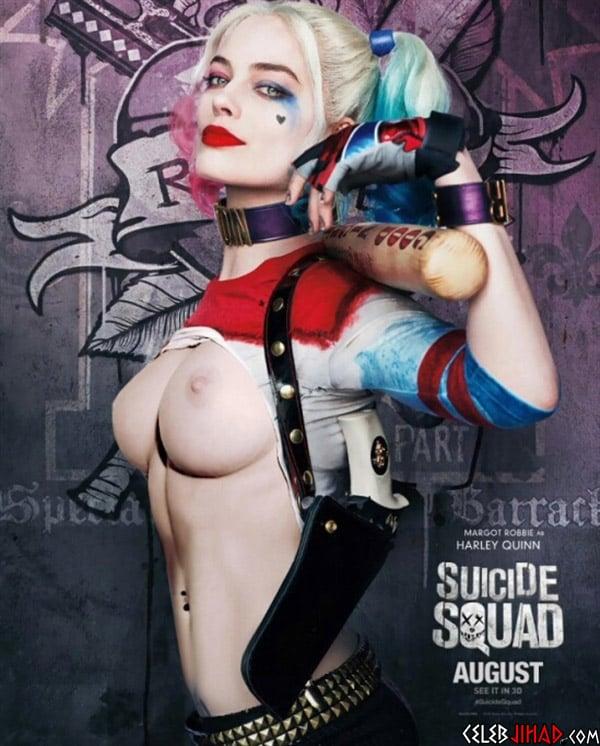 Harley quinn fully naked