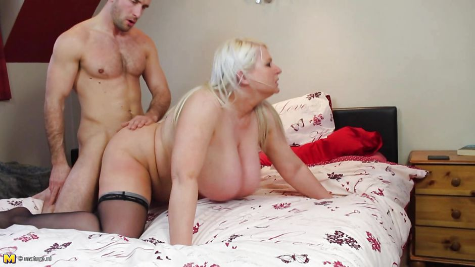 Getting mature fucked bbw