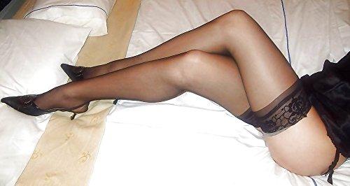 Amateur wife high heels
