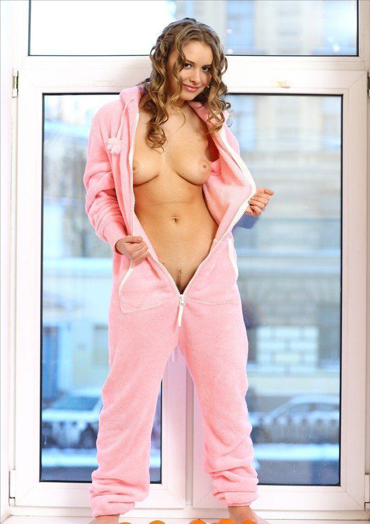 Onesie pajamas sexy nude girls