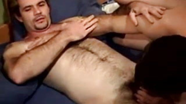 Hairy naked redneck trashy men