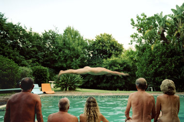 Nudist camp family naturist freedom