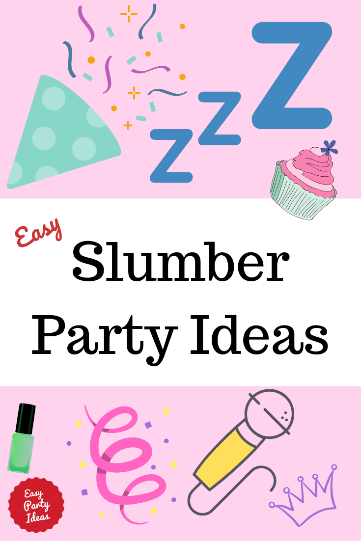 Idea party slumber teen