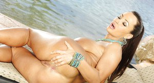 Sexy lady naked very hairy pics