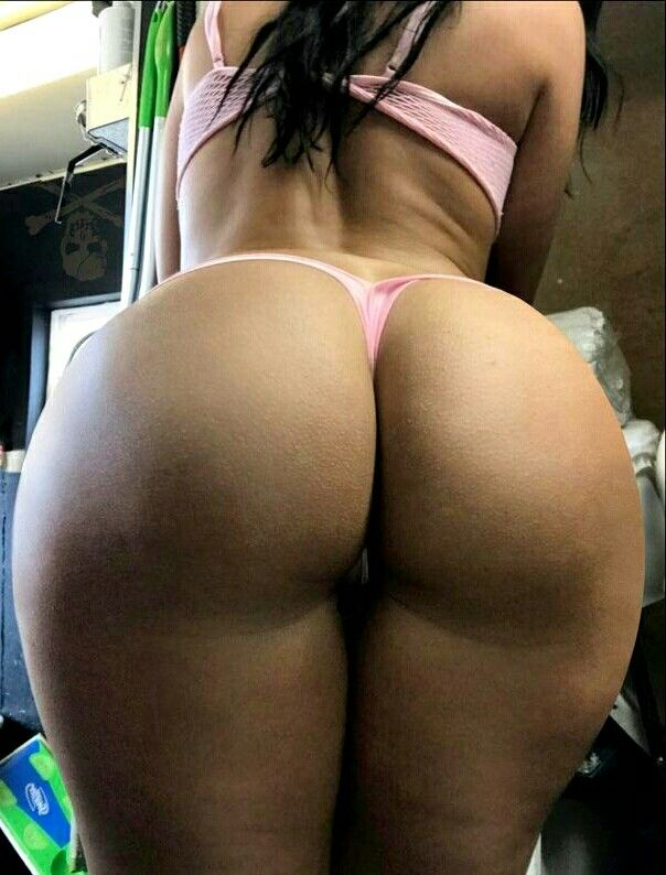 Mexican ass in thongs