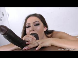 Throat big tits cock deep