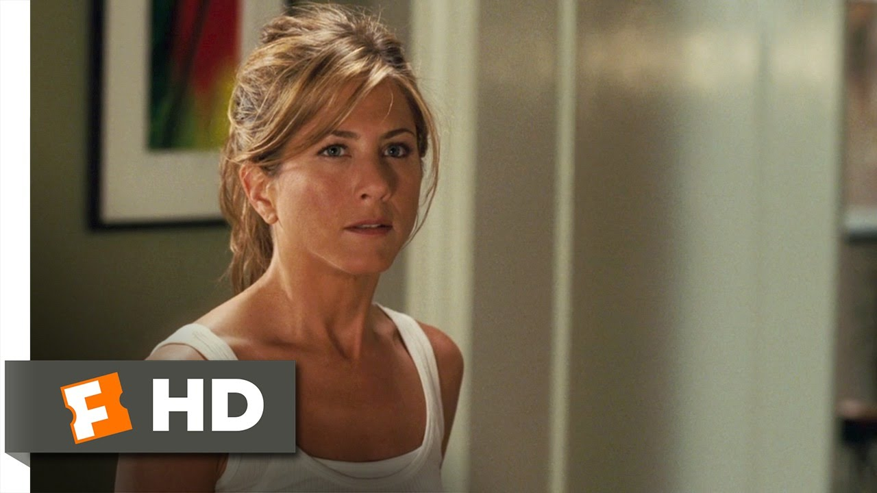 Jennifer anniston the break up nude scene