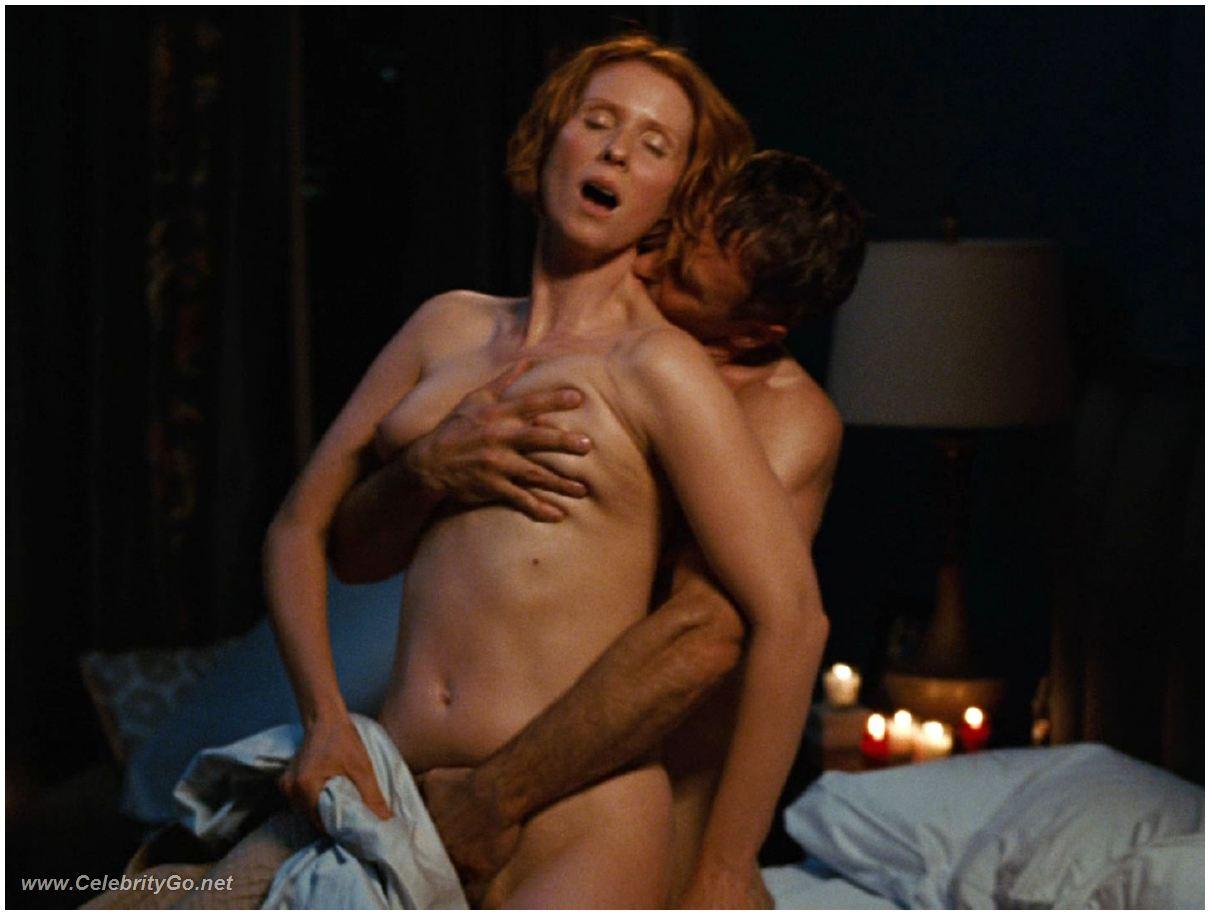 Cynthia rhodes naked nude