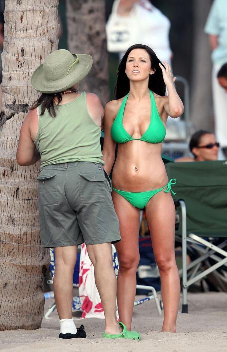 Audrina patridge bikini candids