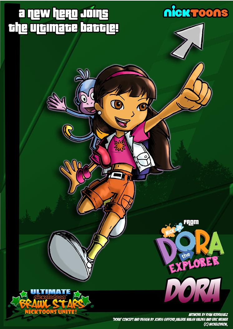Dora the explorer, sex