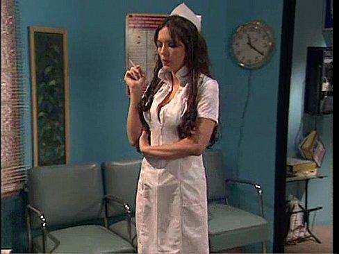 Big tit nurse anal
