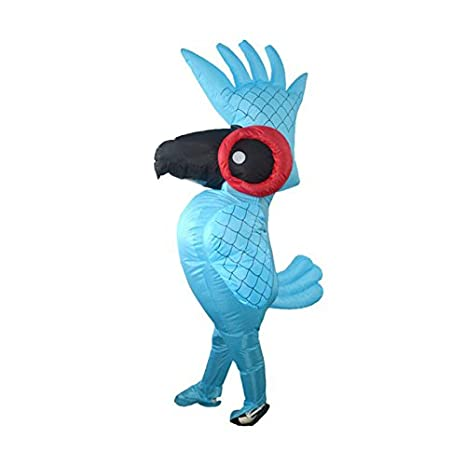 Adult parrot halloween costume