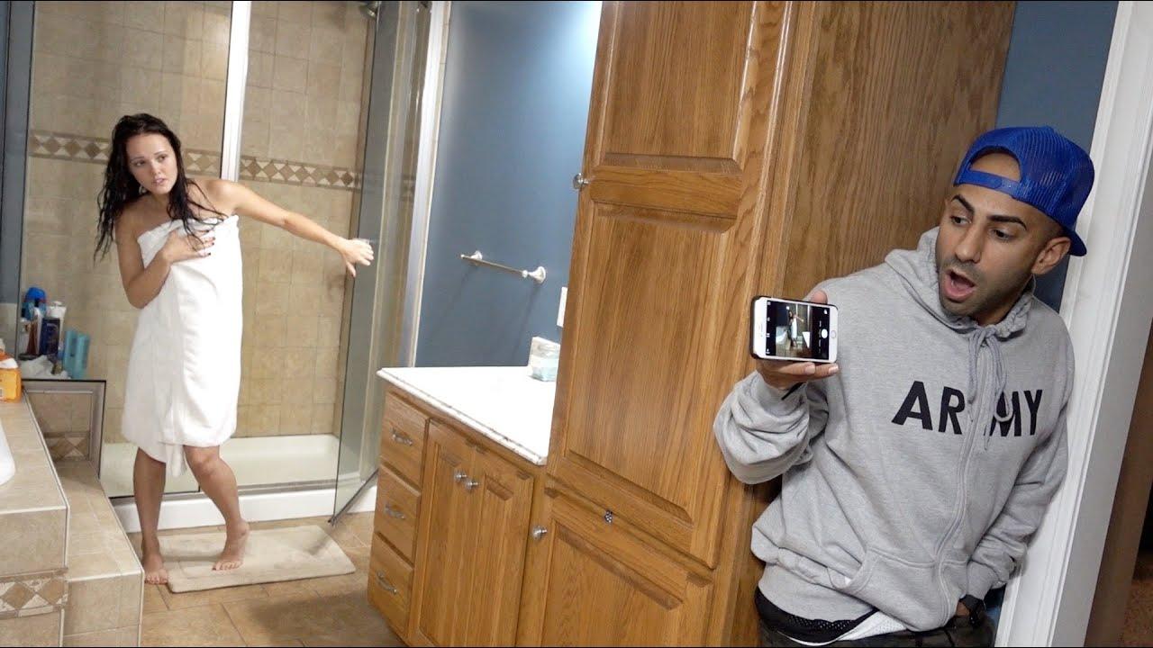 Selfie young boy nudists