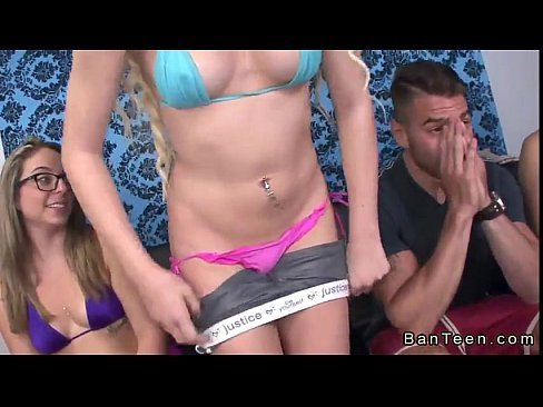 Handjob giving by the hottest teen ever