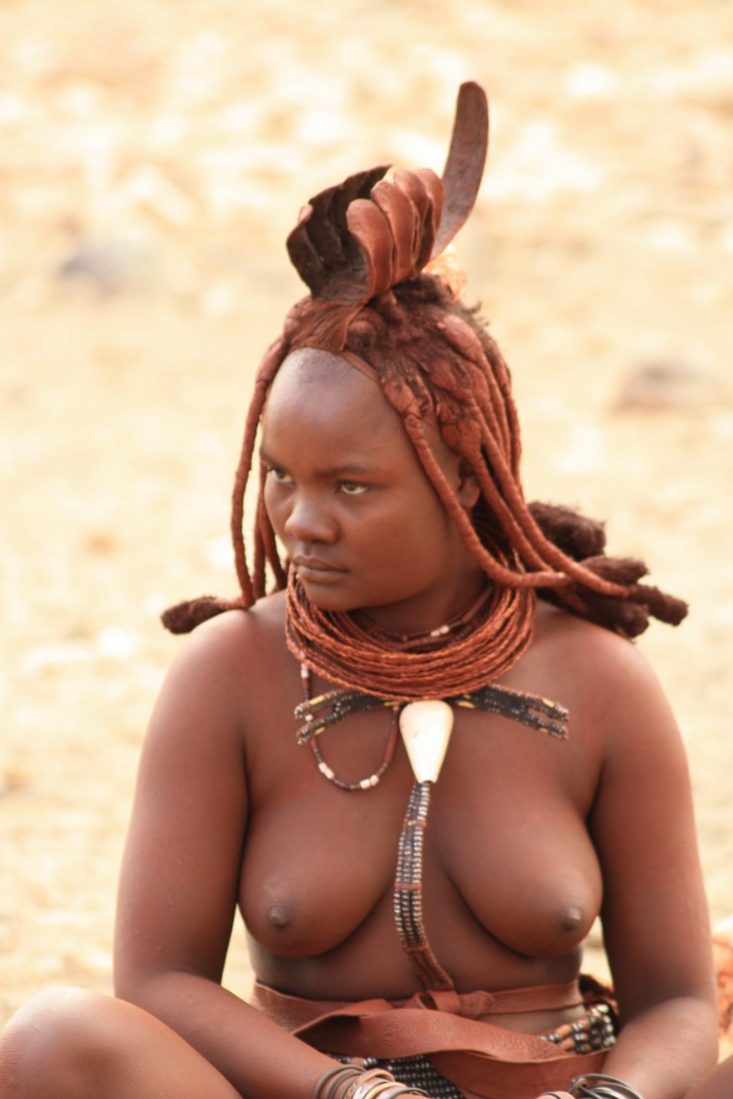 Real african nude tribal girls