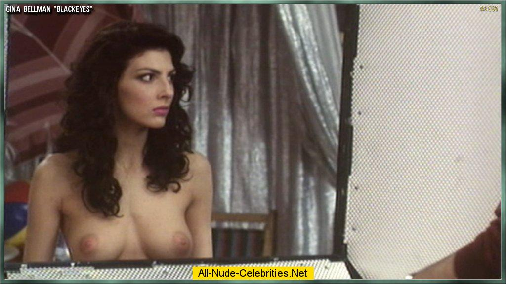 Gina bellman fake nude