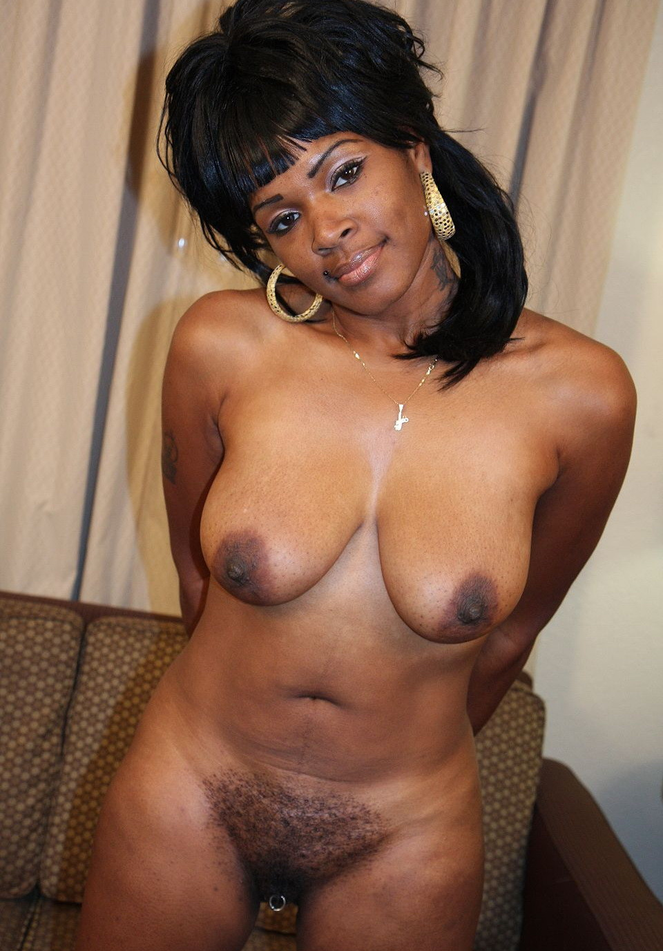 Ebony sexy porn black star african fat