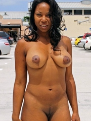Black beautiful naked girls