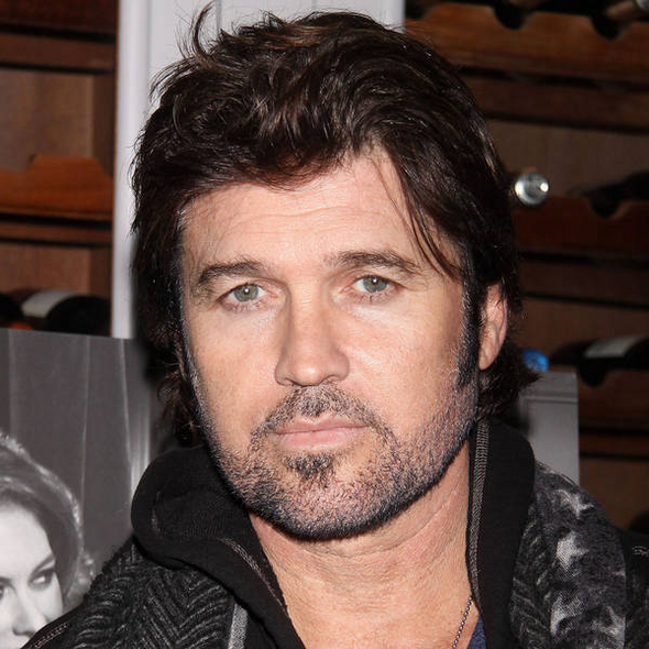 Billy cyrus nude ray