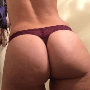 Nude ebony thick booty xxx