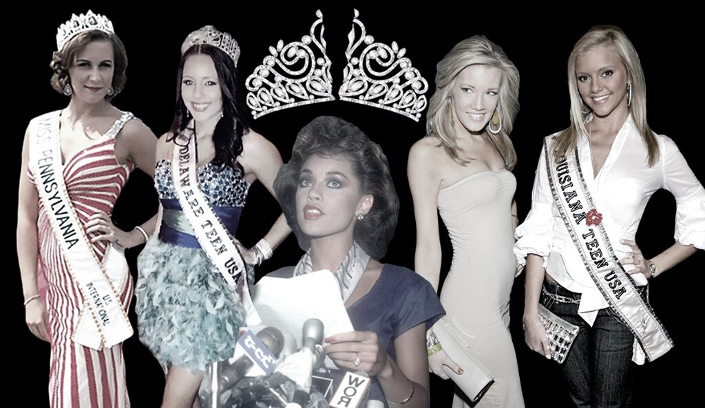 Jr. teen nudist beauty pageant france