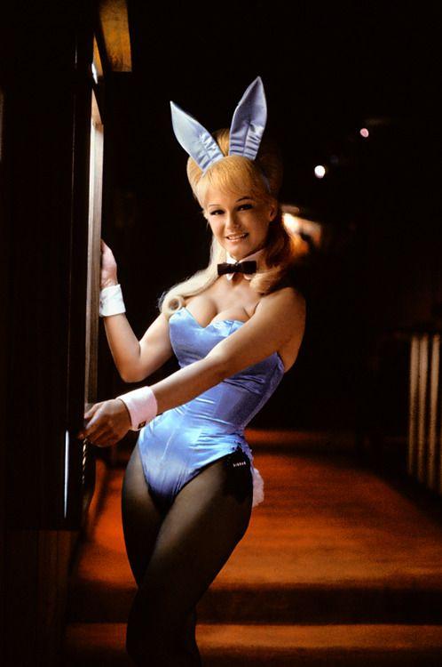 Play boy bunny sult nude