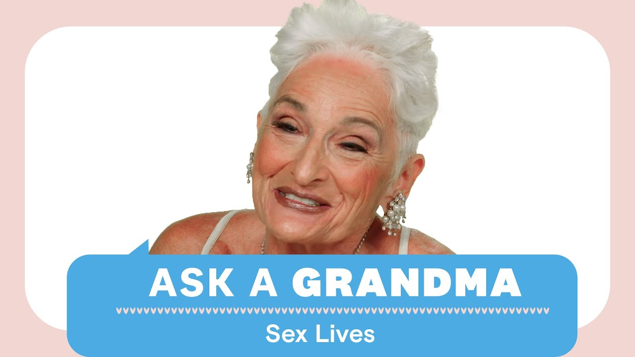 Sex with my young grandma