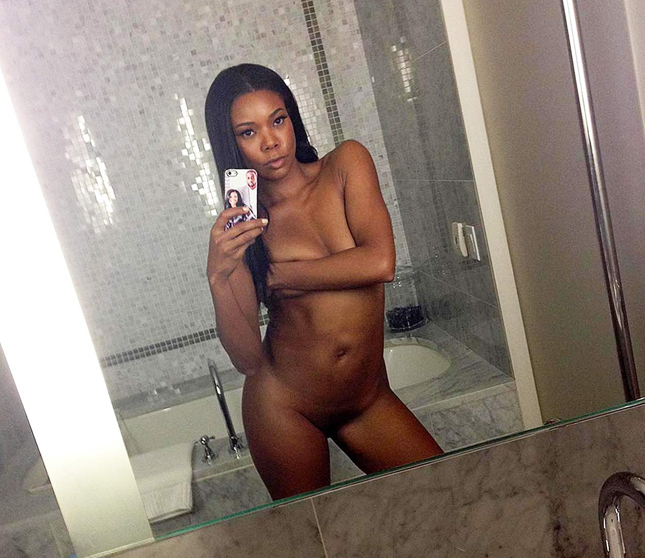 Gabrielle union leaked nudes
