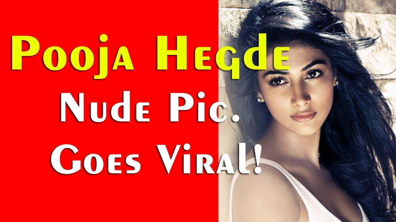 Pooja hegde saree fakes nude