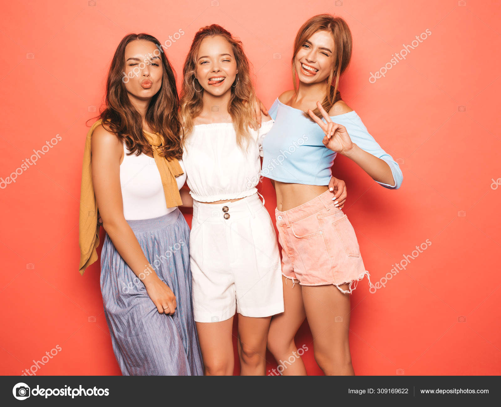 Studio young crazy models girls