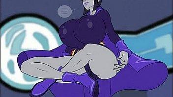 Teen titans jinx big boobs