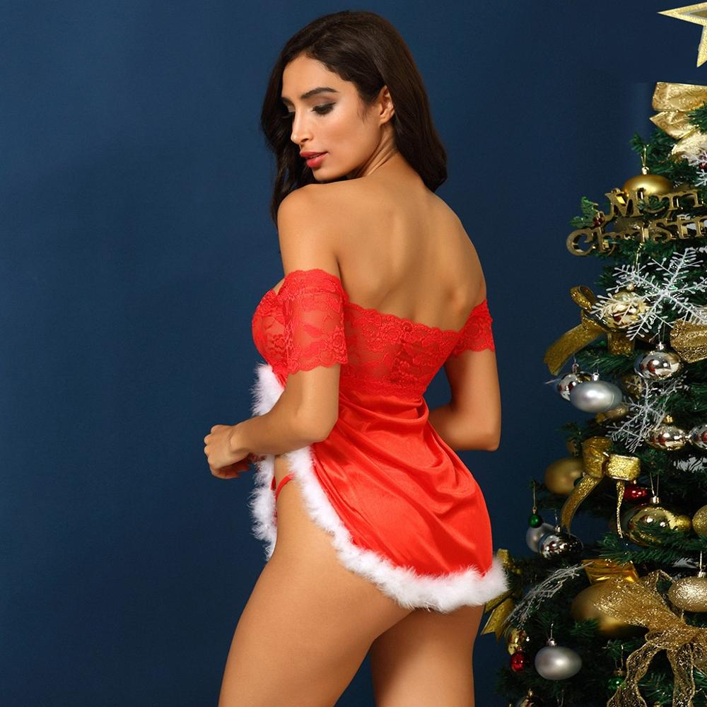 Sexy christmas hot girl