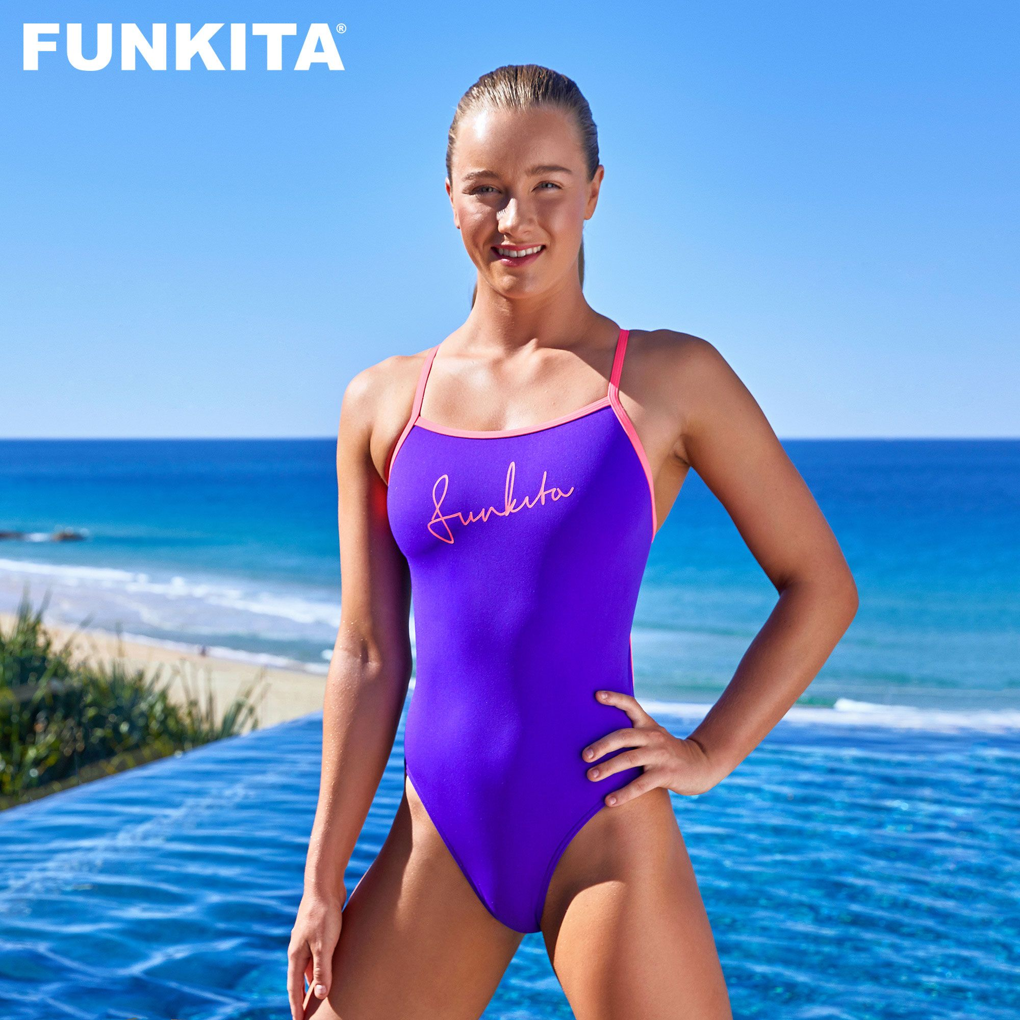 Tight one piece bathing suits