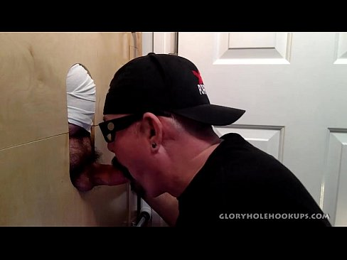 Gloryhole dick sucker trucker