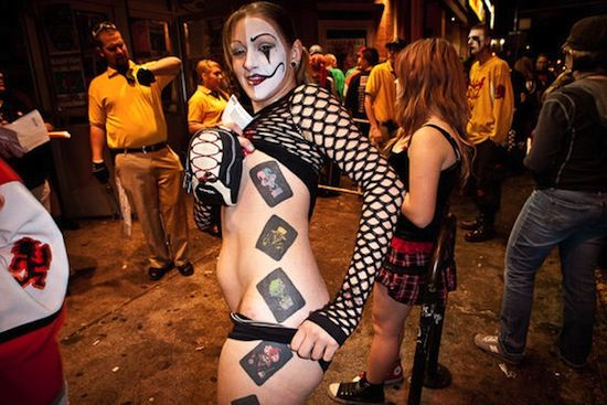 Insane clown posse juggalette