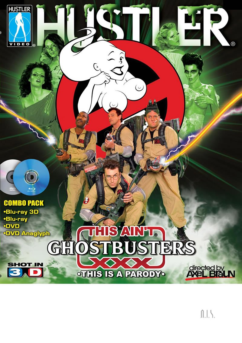 Parody sex song ghostbusters