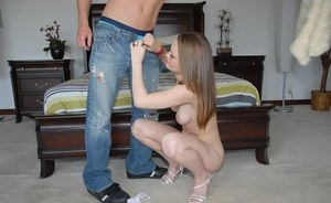 Hubby cuckold castration eunuch makes wife captions
