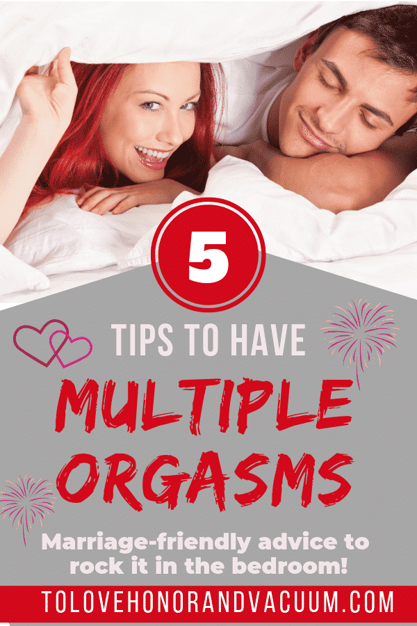 Multiple orgasm and women