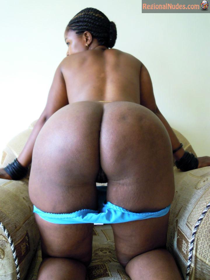 Kenyan big ass nude