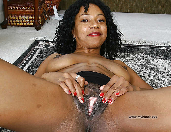 Nice old black pussy