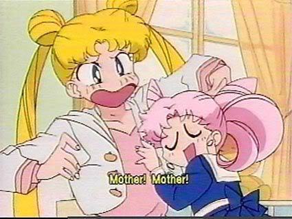 Sailor moon rini xxx