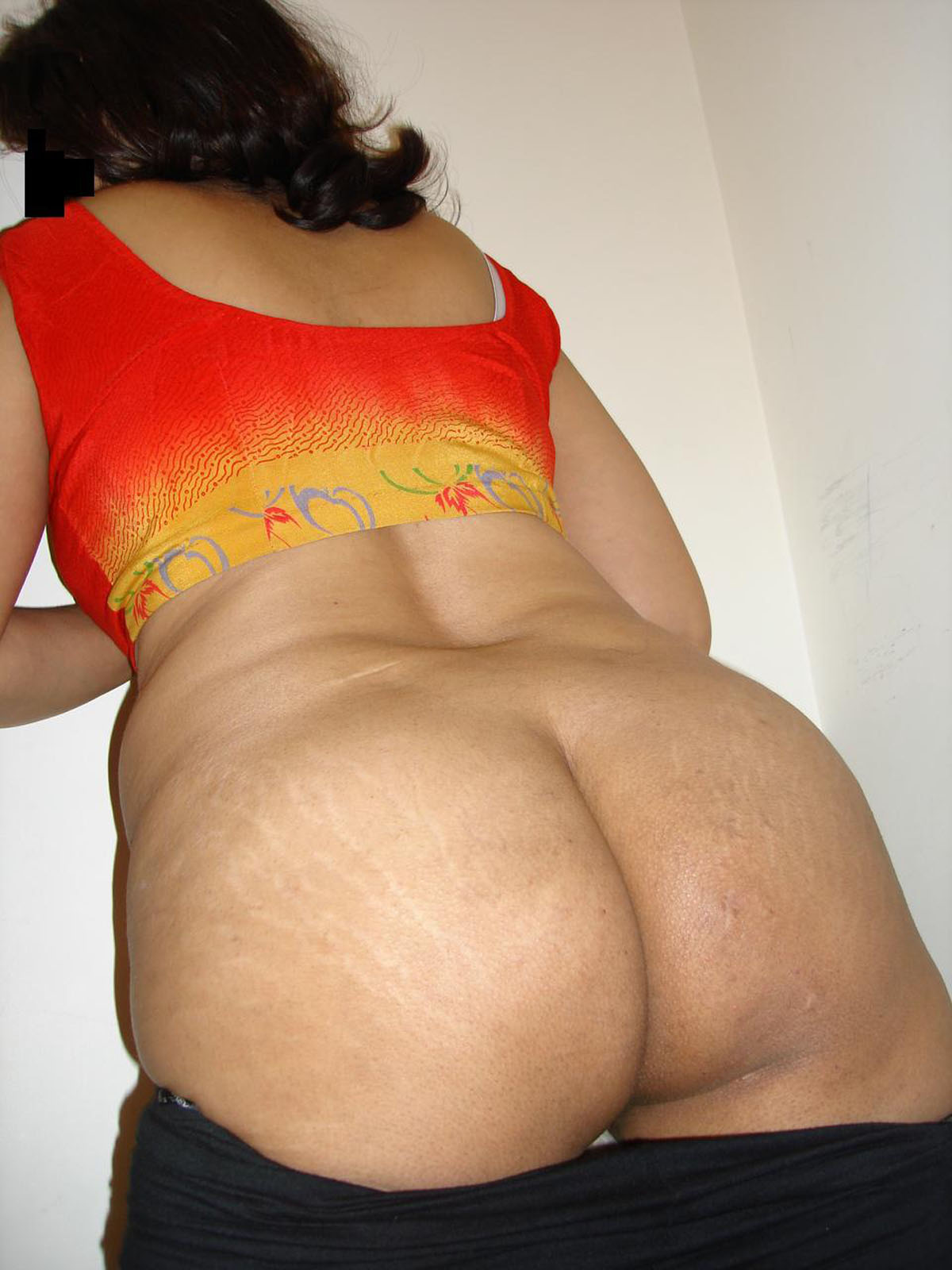 Mallu aunty huge butt hairy pussy pic