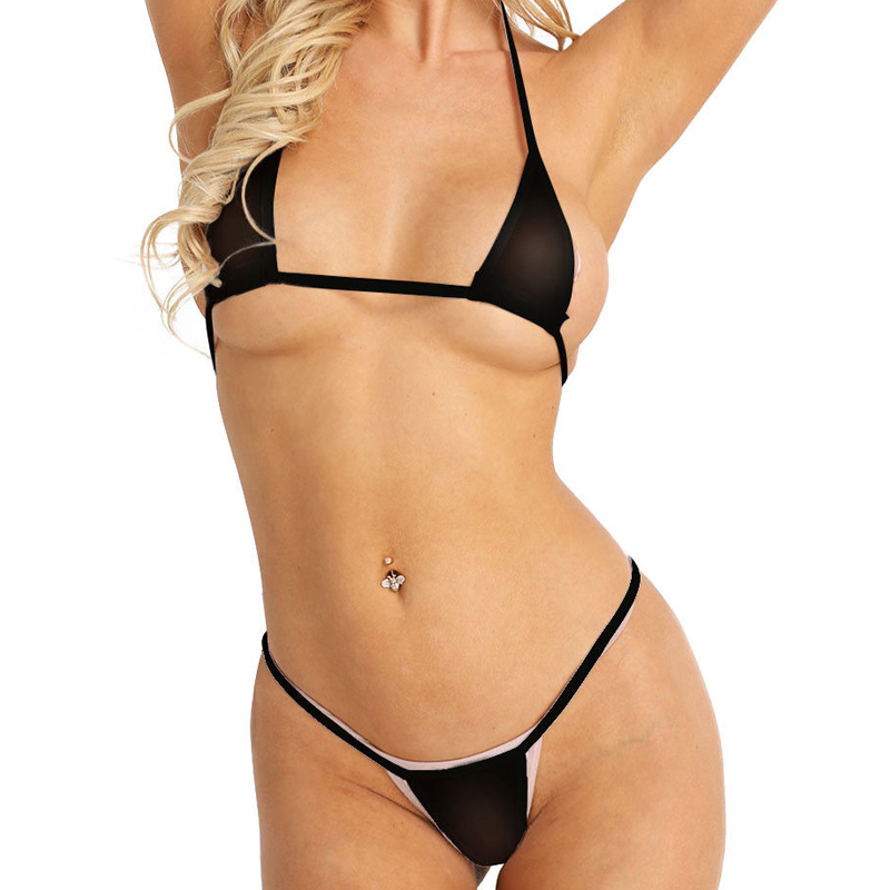 Mini micro bikini swimwear