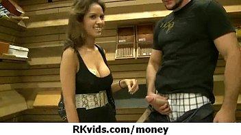 Money talks latina hot