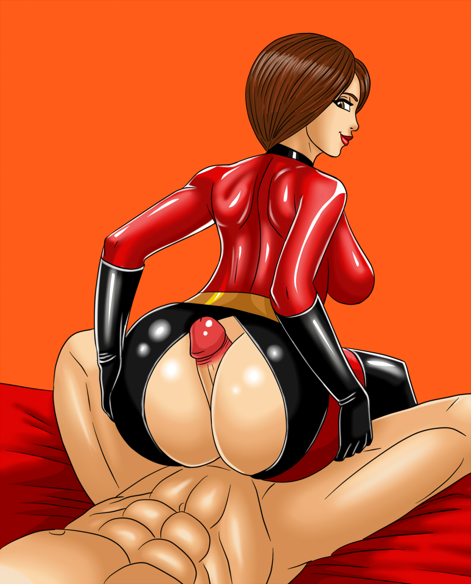 Cartoon incredible elastic girl naked ass images