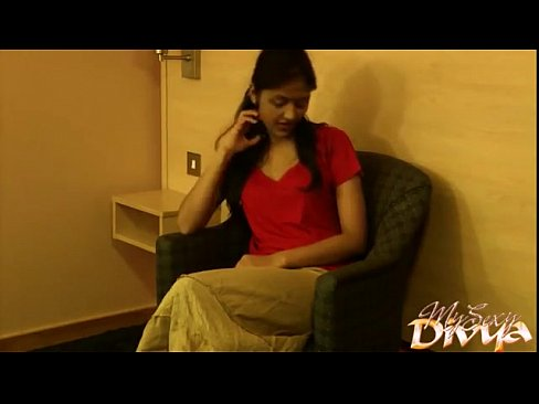 Naked indian girl talking dirty